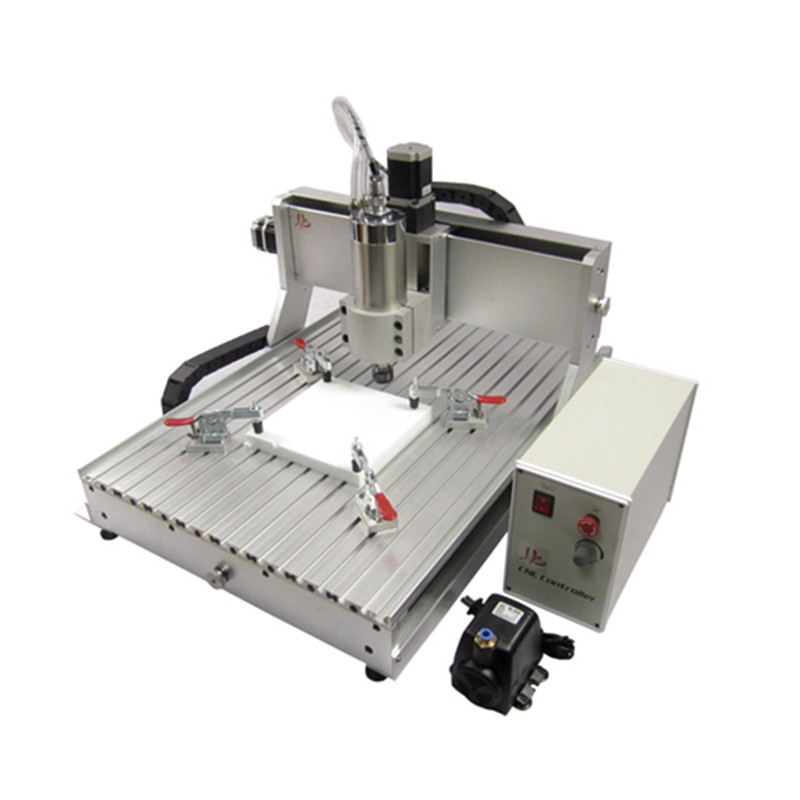 Mini CNC Router 6040Z 800W Engraving Drilling And Milling Machine Cnc 3 4 Axis