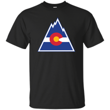 Colorado, Denver, Rockies, Hockey, Defunct, Retro, Jersey, Logo, T-Shirt Cool Casual pride t shirt men Unisex New Fashion tshirt(China)
