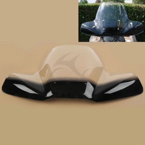 Motorcycle Large ATV Windshield For Polaris Arctic CAT CAN AM Fourtrax Grizzly Brute Force