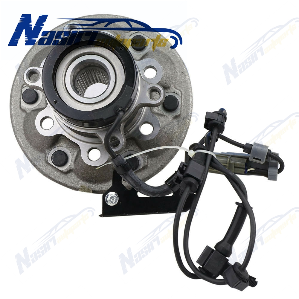 ABS *BRAND NEW* FORD MONDEO MK4 2007-2013 FRONT WHEEL BEARING HUB FLANGE