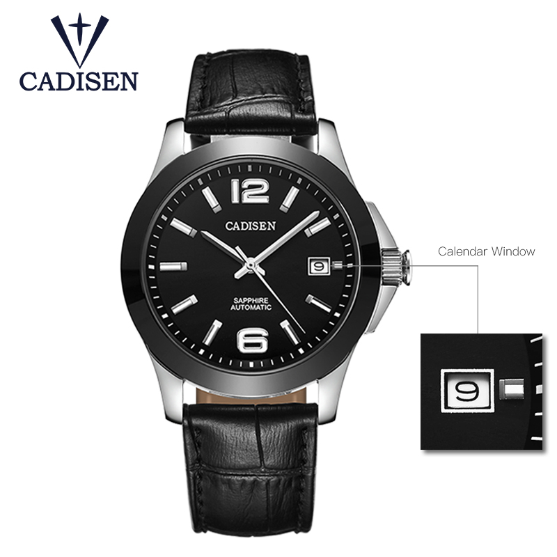 Image 3 - CADISEN 2020 New Mens Watches Top Brand Luxury Wristwatch Men 