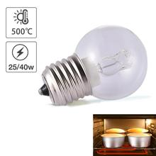 E27 25W 40W 110V Oven Tungsten Light Bulb High Temperature R