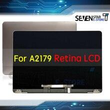 Gouzi peças do portátil tela lcd novo a2179 para macbook ar retina 13.3 polegada 2020 ano monitor de tela substituição emc 3302