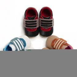 Новая детская обувь для малышей; дышащая нескользящая обувь для маленьких мальчиков; кроссовки; мягкая прогулочная обувь; обувь для первых
