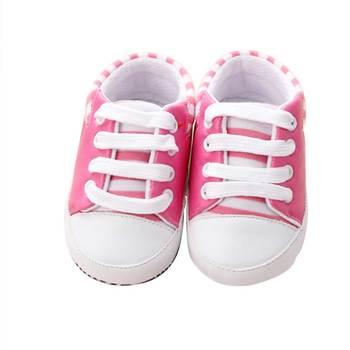 תינוק נעלי ילד ילדה נעל כותנה רך אנטי להחליק Sole יילוד תינוקות ראשון הליכונים פעוט מזדמן בד נעלי עריסה 0-18M