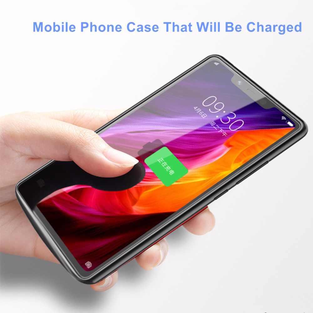 Dành Cho Xiaomi Mi 8 8 SE 8 Lite 9 9 SE 6 6X Phối 2 Mix 2 S Pin Ốp Lưng bên Ngoài Pin Thông Minh Bao Công Suất Ngân Hàng Xiaomi 9