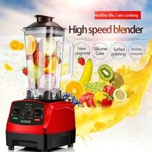 2200W Multi-purpose Electric Blender Mixer 2.0L High Speed Professional Blender Food Processor Milk Mixer Shake Soymilk Maker
