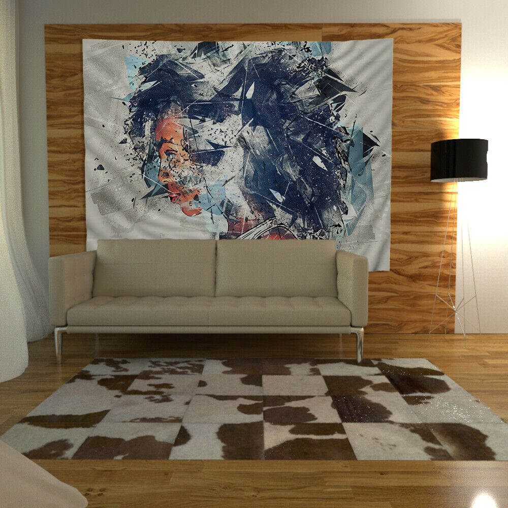 Wandteppich Modern Custom Abstract Girl Wandteppich Kunst Wandbehang Tisch Wohnkultur|decorative Tapestries| - Aliexpress