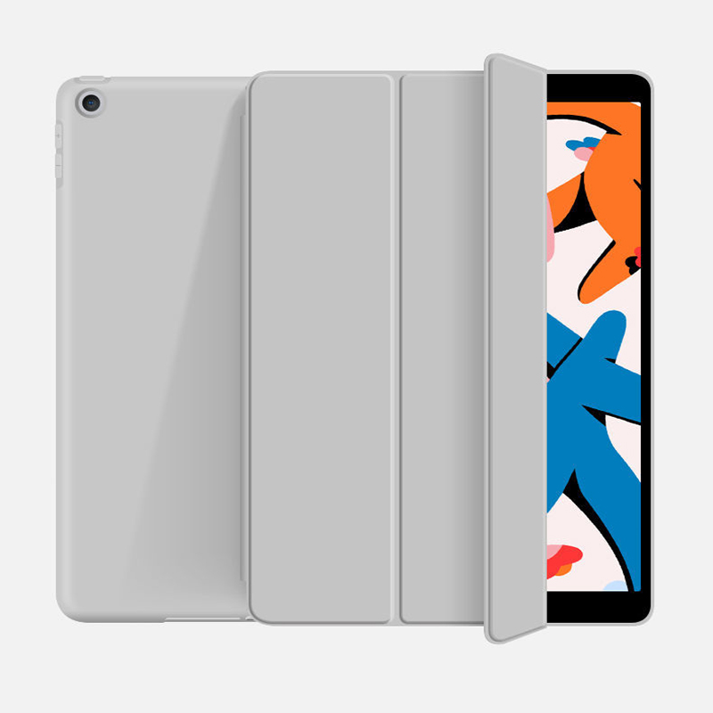 Gray Yellow For iPad 10 2 inch 8th 2020 model A2270 Tablet Case for iPad 10 2 inch