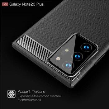 Per la Copertura di Samsung Galaxy Note 20 Ultra Per Il Caso di Samsung Nota 20 Ultra Della Copertura di TPU Per Samsung M01 A31 A51 a71 Nota 20 Più Il Fundas