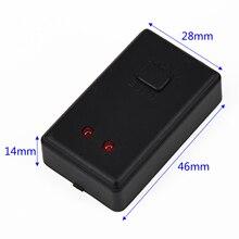 Модуль Строб-контроллер 2 способа 10 режимов замена кабеля комплект стикер мигалка 48 Вт ABS универсальный DC 12 В