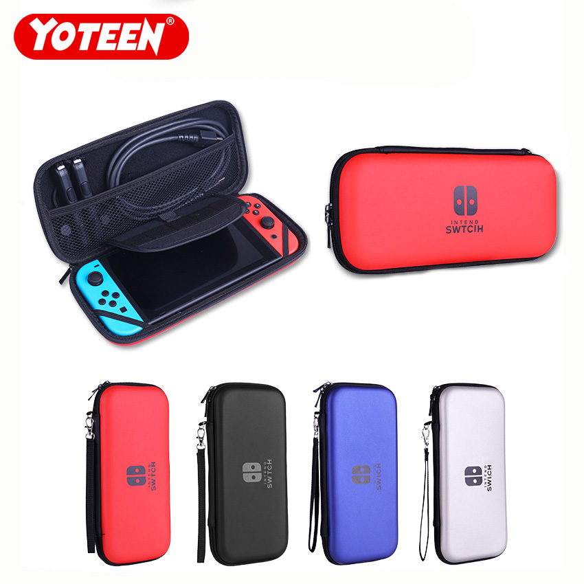 Luxury Hard Protective Pouch Bag For Nintendo Switch Console NS Waterproof Case Cover Bag Game Accessories