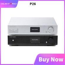 GUSTARD P26 Pre Amplifier Dual LM49860ที่สมดุล HiFi Preamp