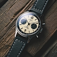 1963 cronógrafo mecánico Gaviota ST1901 movimiento piloto reloj 38mm 40mm zafiro cuello de cisne relojes para hombre 2021 montre homme