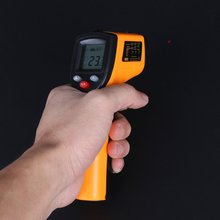 New LCD IR Infrared Thermometer GM320 Non-Contact Digital Pyrometer Temperature Meter