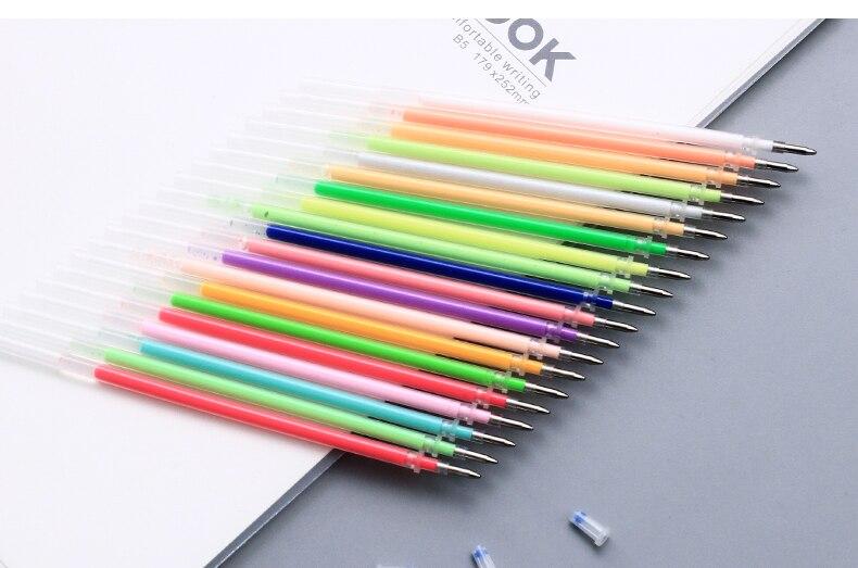100色彩色笔芯_07