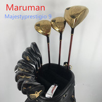 Golf Club Maruman Majesty Prestigio 9 Men's Set of Graphite Golf Clubs