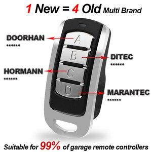 Image 2 - Porta del Garage di controllo Remoto 433.92mhz porta di controllo 868MHz garage Remote NUOVO collegamento