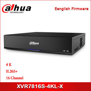 Dahua XVR7816S-4KL-X 16 Channel Penta-brid 4K 2U Digital Video RecorderSeriesPro Supports HDCVI/AHD/TVI/CVBS/IP  IoT & POS