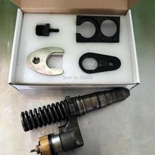 Für KATZE C18 Repair Tool Kits Adapter Raupe Medium Druck Common Rail Diesel Injektor C18 Clamp Zerlegen Schlüssel
