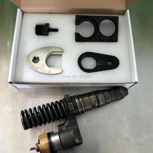 Image 1 - Voor Kat C18 Reparatie Tool Kits Adapter Rups Medium Druk Common Rail Diesel Injector C18 Klem Demonteren Moersleutel