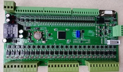 STM32F4_32 in 24 Out _ 4 Step Pulse Control V4