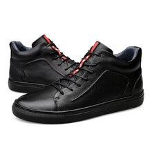 Suela suave y liviana con cordones Zapatos casuales para hombre cómodos Hombre