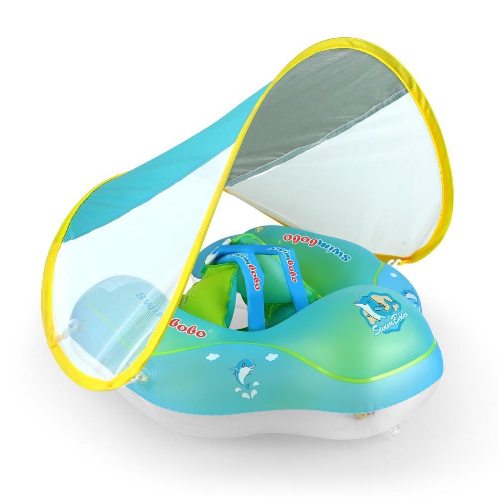 Новые обновления, детский Плавающий поплавок, надувные плавающие Аксессуары для детского бассейна, круглые летние игрушки для купания, кольца для малышей 1