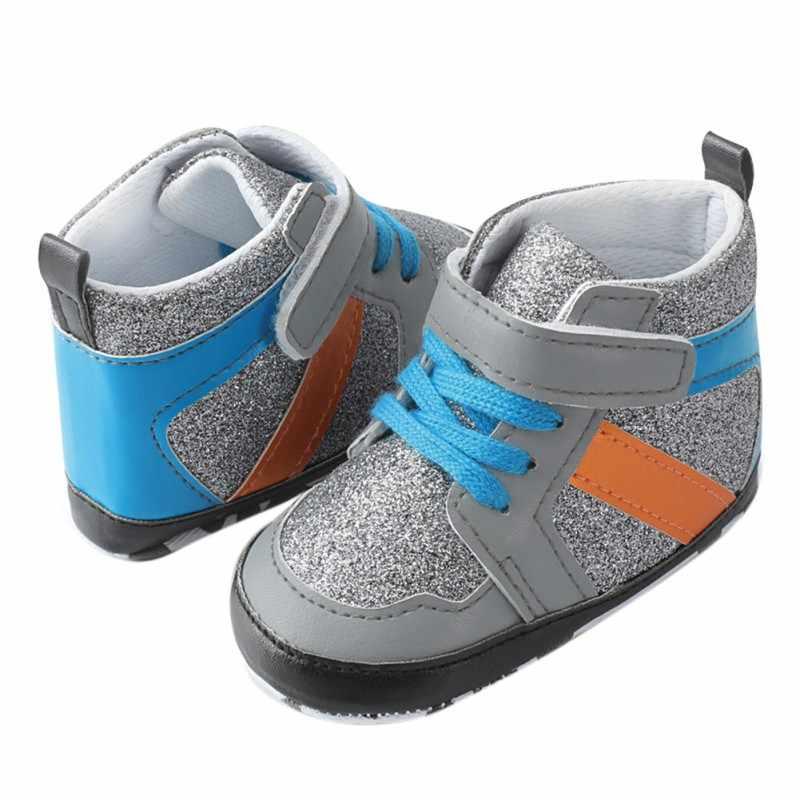 Çocuk rahat ayakkabılar Deri Çizmeler Erkek Kadın Yumuşak Taban Ayakkabı Bebek spor ayakkabılar Çocuk bebek ayakkabısı Marka Çocuk Spor Ayakkabı