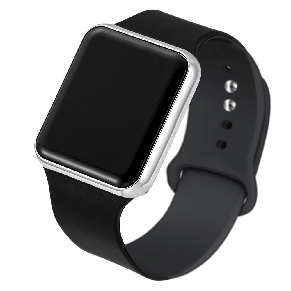 2020 новый стильный детский часы спорт часы светодиодный роскошный мужской цифровой военный армия спорт водонепроницаемый фитнес часы Relogio Feminino