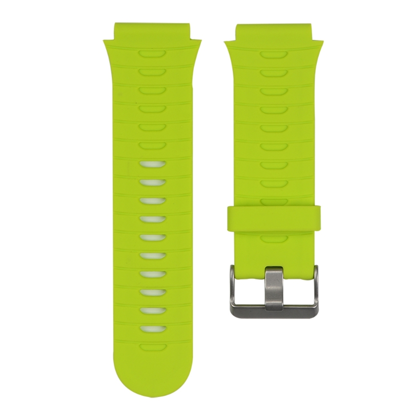 Replacement Silicone Watch Band Wrist <font><b>Strap</b></font> And Tool for <font><b>Garmin</b></font> Forerunner <font><b>920XT</b></font> R9UA image