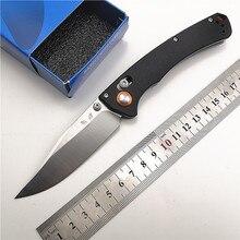 JULI MINI 15080 Folding Knife D2 Blade G10 Handle Camping/Pocket/Outdoor/Survival/EDC/Tactical Knife