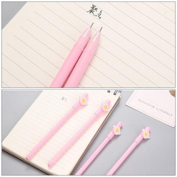 1 sztuk śliczne praktyczne artykuły biurowe gwiazdy różdżka wróżki długopis żelowy szkolne materiały biurowe biurowe prezenty tanie i dobre opinie CN (pochodzenie)