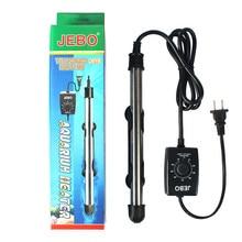 JEBO-chauffe-eau SUBMERSIBLE 300W 200W | Thermostat réglable et automatique, pour Aquarium réservoir de poissons en acier inoxydable