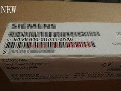 1PC 6AV6640-0DA11-0AX0 6AV6 640-0DA11-0AX0 nowy i oryginalny priorytet wykorzystanie dostarczania DHL # E