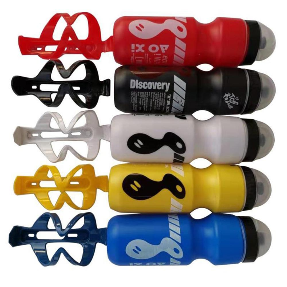 Portable Sport Outdoor Drink Jug Bicycle Cup Bike Water Bottle Camping