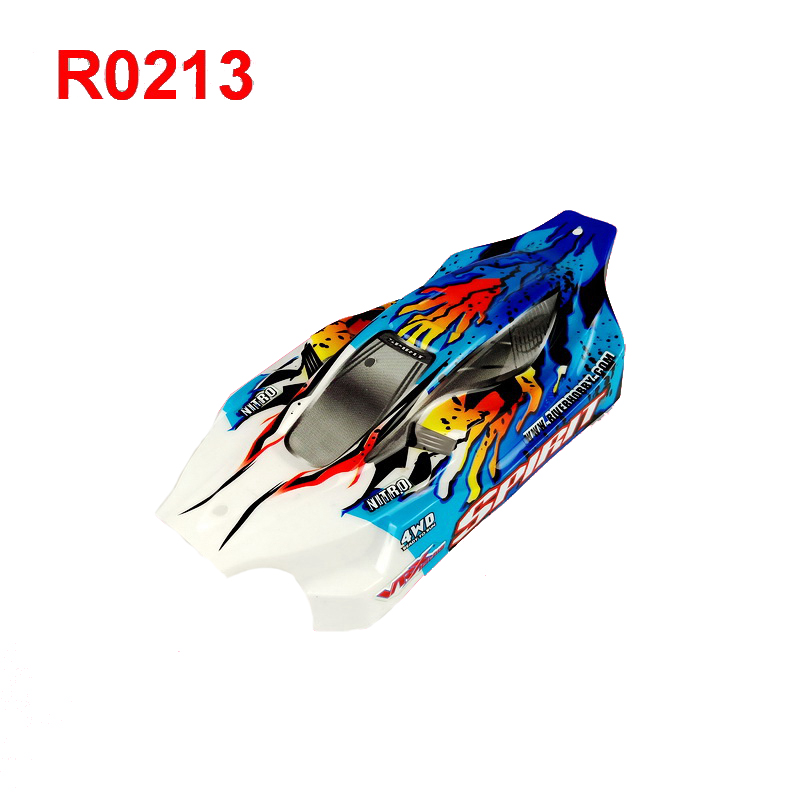 1:10 rc Car accessories 1/10 PVC rc car body shell for off-road Buggy,fit VRX Racing 1/10 Buggy RH1016 RH107 ,rc car parts