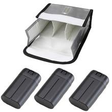 Mavic Mini Explosion proof Battery Battery Safe Bag Protective Storage Bag for DJI Mavic Mini Battery