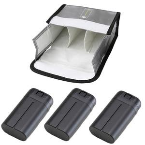 Image 1 - Взрывозащищенная сумка Mavic Mini для аккумулятора, Защитная сумка для хранения для аккумуляторов DJI Mavic Mini