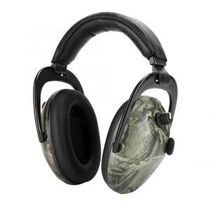 Image 3 - تكتيك إلكتروني اطلاق النار سدادات حماية الأذن للأذنين مكافحة الضوضاء واقي أذن NRR 28db حامي السمع سماعات عازلة للصوت الساخن