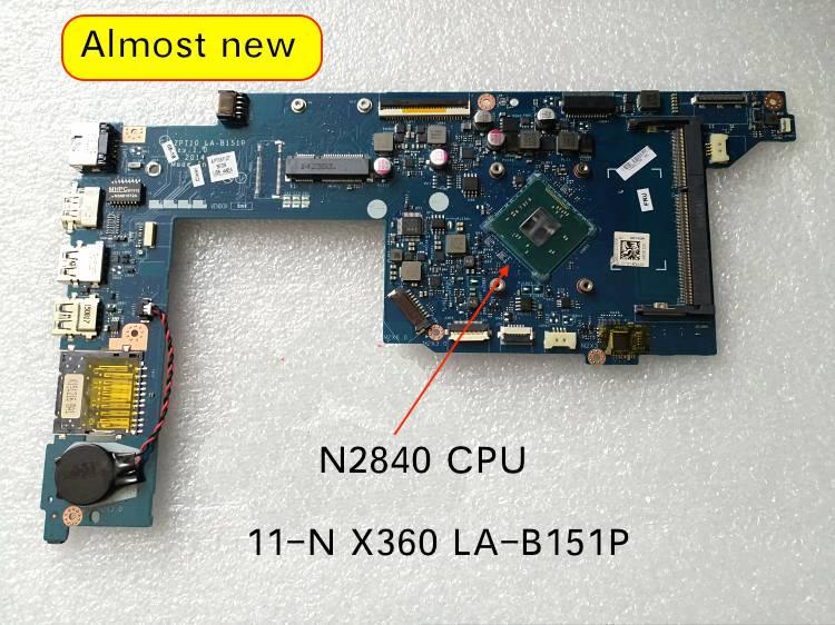 789088 001 789089 501 For HP x360 310 G1 11 N Laptop Motherboard ZPT10 LA B151P