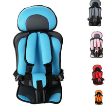 6M+ Baby Safety Seat Cushion Car Seat Mat Toddler Booster Seat Simple Baby Chairs Thickening Sponge Kids Car Stroller Soft Seat