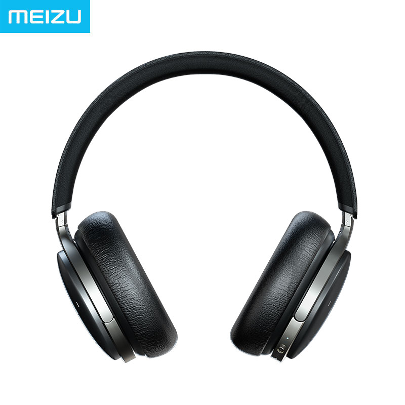 Meizu HD60 Headphone Bluetooth 5.0 Headband Hi Res certified support aptX and Smart Voice Assistant Remote Touch Control - 3