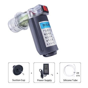 12V 10W 8L Min elektryczna pompa próżniowa torba na żywność małe ujemne ciśnienie pompy pompa ssąca narzędzia gospodarstwa domowego tanie i dobre opinie POMPA odśrodkowa Electric CHINA Ściekowa Pompa powietrza