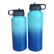 320z/40oz balão hidro parede dupla vácuo isolado garrafa de água de aço inoxidável copo garrafa térmica do carro disponível também outros links