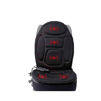 Poduszki na siedzenia samochodowe podgrzewany elektrycznie poduszka do masażu na pokładzie zima niezbędne masaż zdrowotny poduszka na krzesło produkty do masażu ciała tanie i dobre opinie HANRIVER
