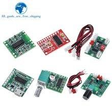 Super Mini carte d'amplification numérique, Bluetooth 5.0, 2x3W, 5W, classe D, 2.5V à 5V, petit amplificateur stéréo