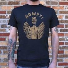 Captain Howdy Pazuzu [The Exorcist Inspired] Mens T-Shirt  Horror Movie