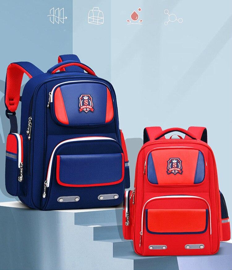 Crianças sacos de escola para meninos meninas