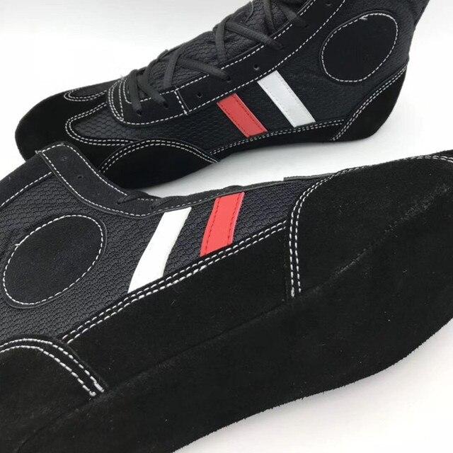 Боксёрки, обувь для бокса и борьбы 5